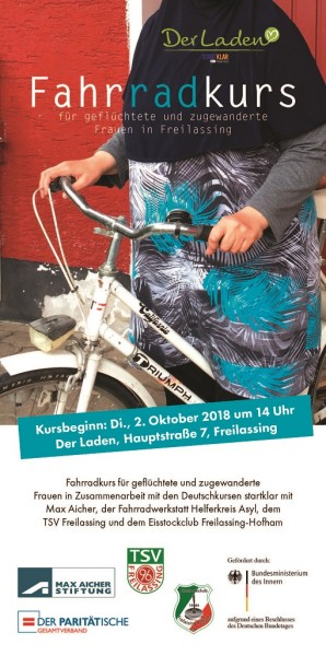 Flyer Fahrradkurs
