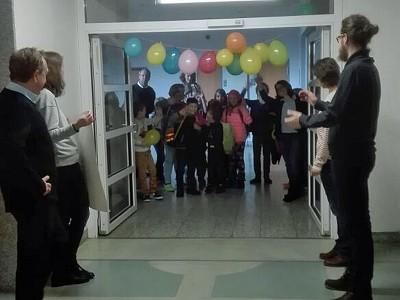 Neue offene Ganztagsschule St. Zeno