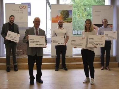 Spende für Startklar Soziale Arbeit Oberbayern