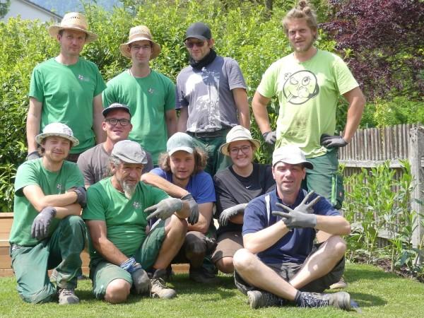 Team Garten Kreativ