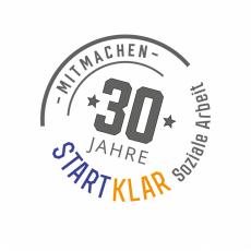 Logo Startklar 30 Jahre
