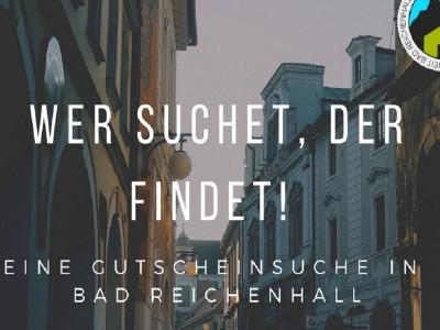 Gutscheinsuche in Bad Reichenhall
