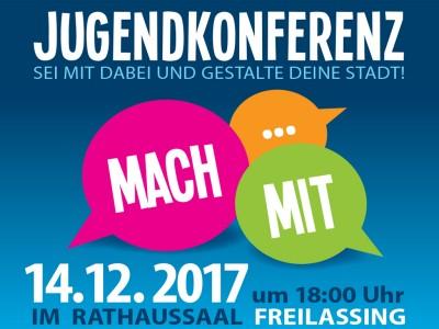 Jugendkonferenz in Freilassing