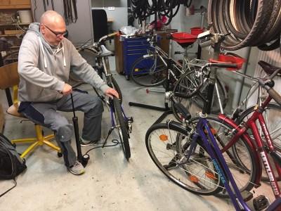 Fahrradwerkstatt in Rosenheim öffnet