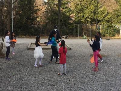 Sport für Flüchtlingskinder