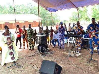 Musik aus Benin