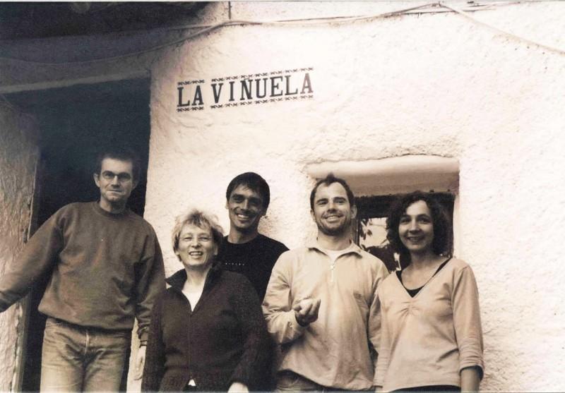 La Vinuela Spanien 1994