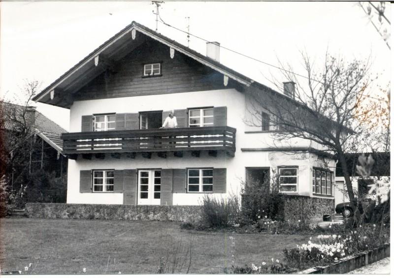Jugendwohngruppe Schätzel 1988