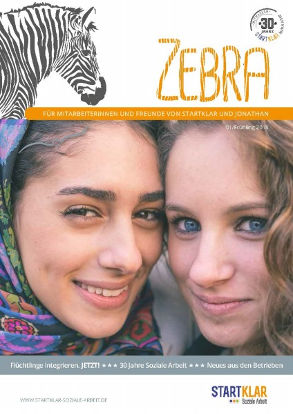Zebra-Frühlingsausgabe