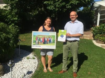 1000 Euro für Jonathan Soziale Arbeit