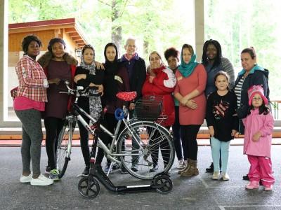 Herbst-Fahrradkurs für Frauen
