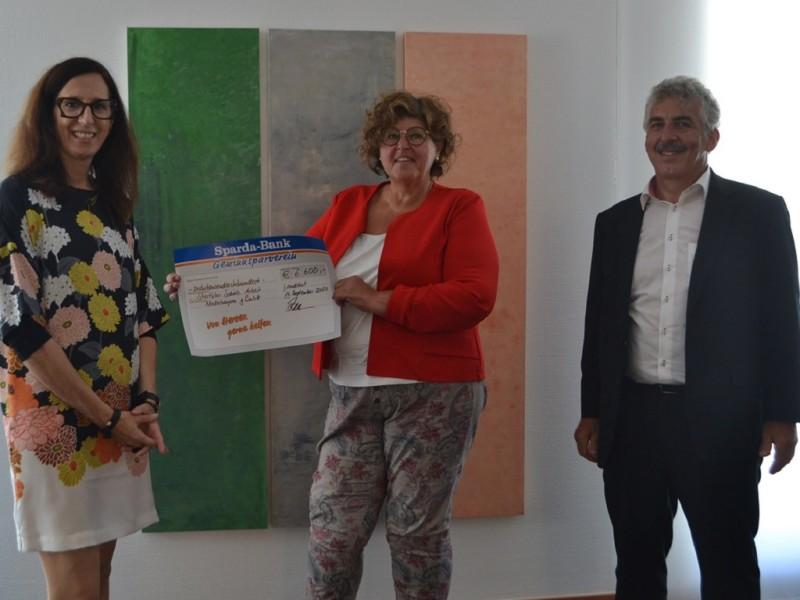 Spendenübergabe Niederbayern
