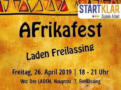 Afrikafest im LADEN