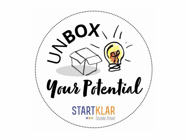 Logo Unbox your potential
