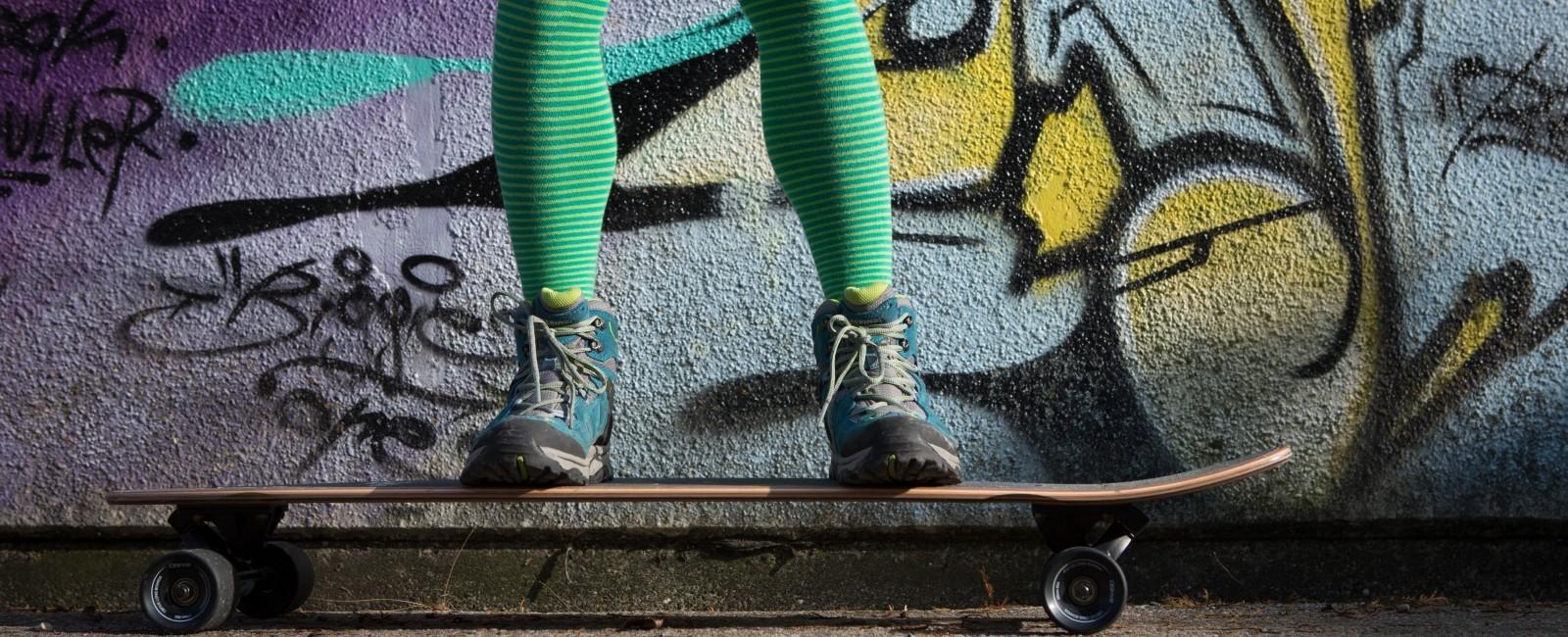 Skater-Start